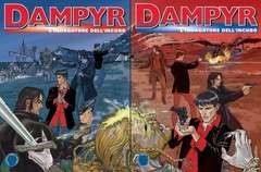 Copertina DAMPYR n.209 - L'INDAGATORE DELL'INCUBO, BONELLI EDITORE