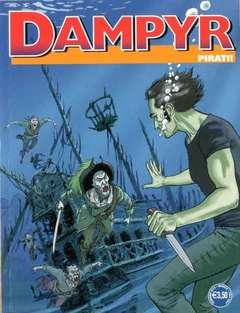 Copertina DAMPYR n.227 - Pirati!, BONELLI EDITORE