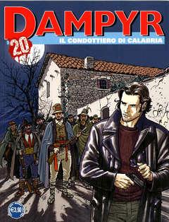 Copertina DAMPYR n.239 - IL CONDOTTIERO DI CALABRIA, BONELLI EDITORE