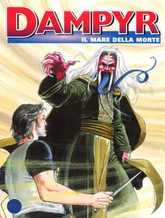Copertina DAMPYR n.31 - Il mare della morte, BONELLI EDITORE