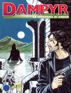 Copertina DAMPYR n.43 - La leggenda di Amber, BONELLI EDITORE
