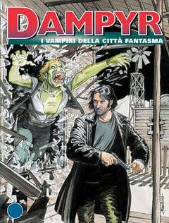 Copertina DAMPYR n.56 - I vampiri della città fantasma, BONELLI EDITORE