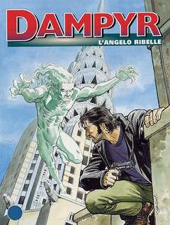Copertina DAMPYR n.65 - L'angelo ribelle, BONELLI EDITORE