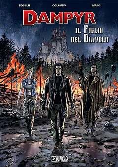 Copertina DAMPYR IL FIGLIO DEL DIAVOLO n. - IL FIGLIO DEL DIAVOLO, BONELLI EDITORE