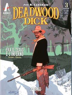 Copertina DEADWOOD DICK n.3 - Fra il Texas e l'Inferno, BONELLI EDITORE