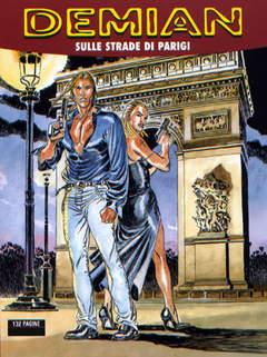 Copertina DEMIAN n.13 - SULLE STRADE DI PARIGI, BONELLI EDITORE