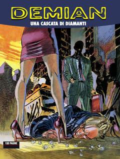 Copertina DEMIAN n.5 - UNA CASCATA DI DIAMANTI, BONELLI EDITORE