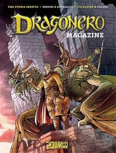 Copertina DRAGONERO MAGAZINE n.2 - DRAGONERO MAGAZINE, BONELLI EDITORE