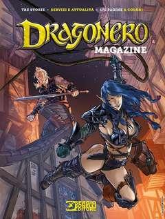 Copertina DRAGONERO MAGAZINE n.4 - Dragonero Magazine 2018, BONELLI EDITORE