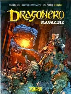 Copertina DRAGONERO MAGAZINE n.6 - DRAGONERO MAGAZINE 2020, BONELLI EDITORE