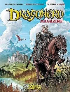 Copertina DRAGONERO MAGAZINE n.1 - Dragonero Magazine, BONELLI EDITORE
