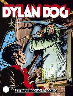 Copertina DYLAN DOG n.10 - Attraverso lo specchio, BONELLI EDITORE