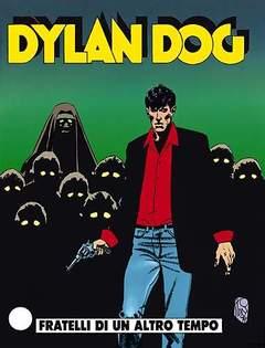 Copertina DYLAN DOG n.102 - Fratelli di un altro tempo, BONELLI EDITORE