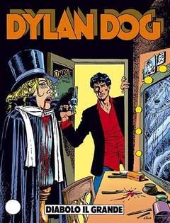 Copertina DYLAN DOG n.11 - Diabolo il grande, BONELLI EDITORE
