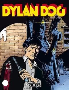 Copertina DYLAN DOG n.12 - Killer!, BONELLI EDITORE