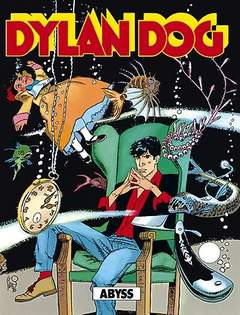 Copertina DYLAN DOG n.120 - Abyss, BONELLI EDITORE
