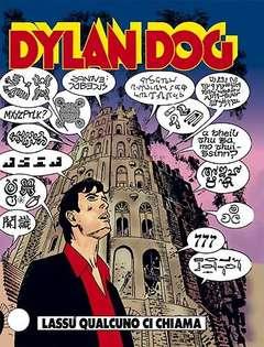 Copertina DYLAN DOG n.136 - Lassù qualcuno ci chiama, BONELLI EDITORE