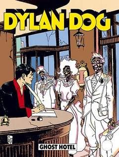 Copertina DYLAN DOG n.146 - Ghost Hotel, BONELLI EDITORE