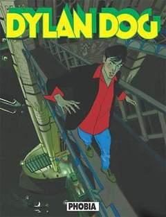 Copertina DYLAN DOG n.185 - Phobia, BONELLI EDITORE