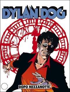 Copertina DYLAN DOG n.26 - Dopo mezzanotte, BONELLI EDITORE