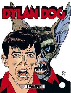 Copertina DYLAN DOG n.62 - I vampiri, BONELLI EDITORE