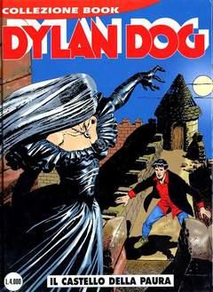 Copertina DYLAN DOG COLLEZIONE BOOK n.16 - Il castello della paura, BONELLI EDITORE