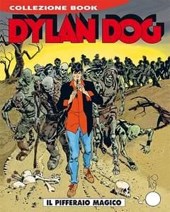 Copertina DYLAN DOG COLLEZIONE BOOK n.210 - IL PIFFERAIO MAGICO, BONELLI EDITORE