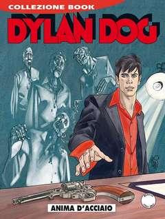 Copertina DYLAN DOG COLLEZIONE BOOK n.248 - ANIMA D'ACCIAIO, BONELLI EDITORE