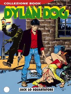 Copertina DYLAN DOG COLLEZIONE BOOK n.2 - Jack lo Squartatore, BONELLI EDITORE