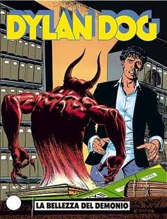 Copertina DYLAN DOG n.6 - La bellezza del Demonio, BONELLI EDITORE