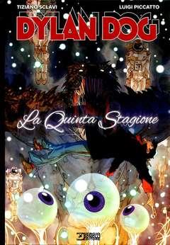 Copertina DYLAN DOG LA QUINTA STAGIONE n. - LA QUINTA STAGIONE, BONELLI EDITORE