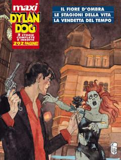 Copertina DYLAN DOG MAXI n.1 - FIORE D'OMBRA /STAGIONI DELLA VITA /VENDETTA DEL T, BONELLI EDITORE