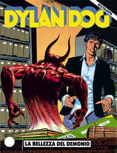 Copertina DYLAN DOG 1 RISTAMPA n.6 - La bellezza del Demonio, BONELLI EDITORE