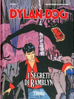 Copertina DYLAN DOG I SEGRETI DI RAMBLYN n. - I SEGRETI DI RAMBLYN, BONELLI EDITORE