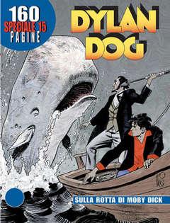 Copertina DYLAN DOG SPECIALE n.15 - Sulla rotta di Moby Dick, BONELLI EDITORE