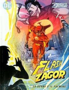 Copertina FLASH ZAGOR #0 n.2 - LA SCURE E IL FULMINE-Cvr FLASH, BONELLI EDITORE