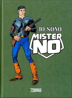 Copertina IO SONO MISTER NO n. - IO SONO MISTER NO, BONELLI EDITORE