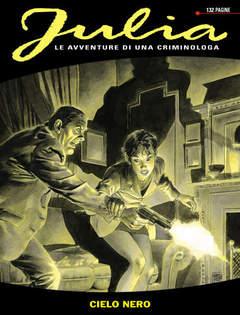Copertina JULIA n.20 - Cielo nero, BONELLI EDITORE