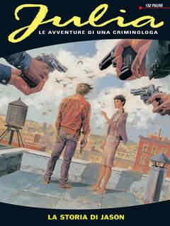 Copertina JULIA n.76 - La storia di Jason, BONELLI EDITORE