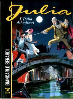 Copertina JULIA L'ITALIA DEI MISTERI n. - L'ITALIA DEI MISTERI, BONELLI EDITORE