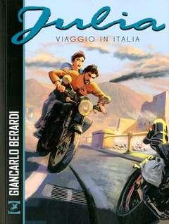 Copertina JULIA VIAGGIO IN ITALIA n. - VIAGGIO IN ITALIA, BONELLI EDITORE
