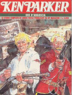 Copertina KEN PARKER le storie di KP magazine n.2 - KEN PARKER                   2, BONELLI EDITORE