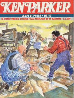 Copertina KEN PARKER le storie di KP magazine n.4 - KEN PARKER                   4, BONELLI EDITORE