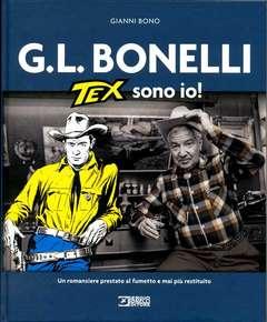 Copertina G.L. BONELLI n. - G.L. BONELLI, BONELLI EDITORE