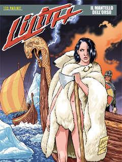 Copertina LILITH n.5 - Il mantello dell'orso, BONELLI EDITORE