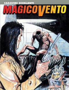 Copertina MAGICO VENTO n.52 - Cadaveri eccellenti, BONELLI EDITORE