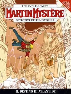Copertina MARTIN MYSTERE n.279 - MARTIN MYSTERE             279, BONELLI EDITORE