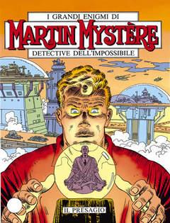 Copertina MARTIN MYSTERE n.66 - Il presagio, BONELLI EDITORE