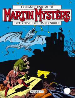 Copertina MARTIN MYSTERE n.67 - Agarthi!, BONELLI EDITORE