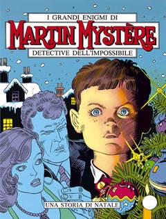 Copertina MARTIN MYSTERE n.93 - Una storia di Natale, BONELLI EDITORE